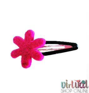 decoraciones infantiles pinza rosa