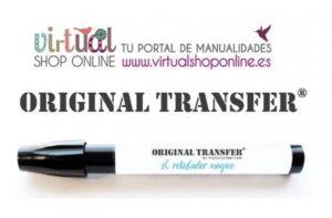 rotulador de transferencia, ORIGINAL TRANSFER